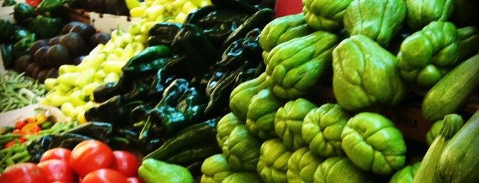 Mercado Carro Verde is one of Jorge 님이 좋아한 장소.