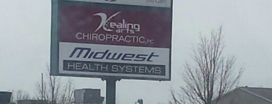 Healing Arts Chiropractic is one of Faith's Liked Places.