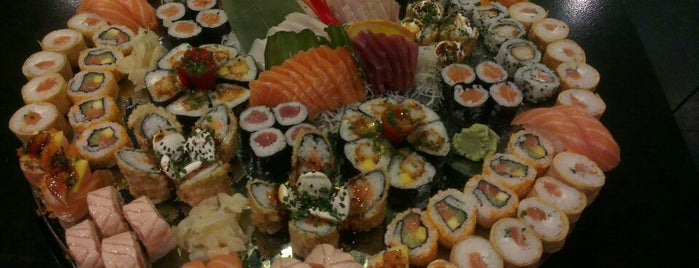 Kanpai Fusion Sushi is one of Restaurantes (Grande Porto).