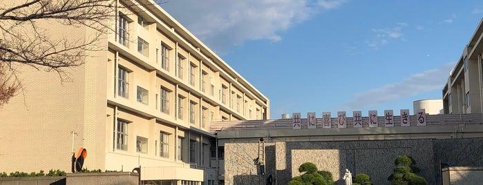 星美学園 is one of สถานที่ที่ Masahiro ถูกใจ.