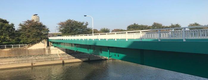 岩淵橋 is one of Lieux qui ont plu à Masahiro.