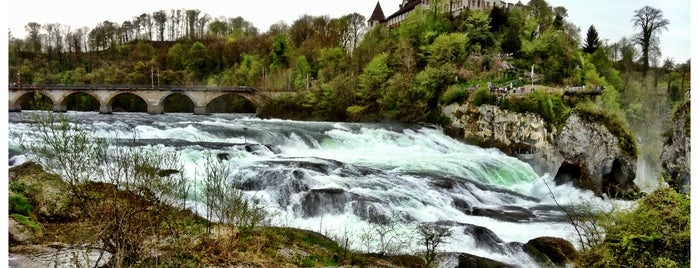 Rheinfall is one of Германия.