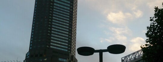 Smoking Area - Shibuya Sta. South Exit is one of ジャック 님이 좋아한 장소.