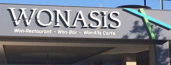 Wonasis Resort Otel is one of Locais curtidos por Bircan 🐞🐞🐞.
