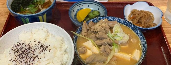 手打ちうどん かめや is one of 幸区周辺テイクアウト.