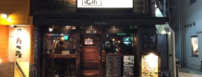 立ち呑み屋 TASUICHI is one of Tokyo Sports Bars.