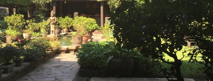 M.R. Kukrit's Heritage Home is one of Rob & Bec Visit Bangkok.