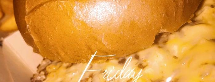 Sketch Burger ® is one of Orte, die Foodie 🦅 gefallen.