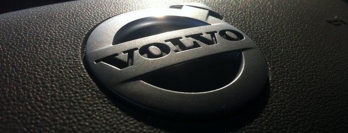 Volvo Trucks is one of Orte, die OlLa gefallen.