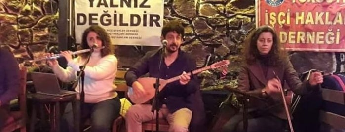 İzmir Müzisyenler Derneği is one of Gidilecek izmir.