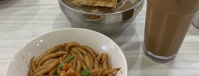 靓靓猪肉粉 is one of Lieux qui ont plu à Joachim.