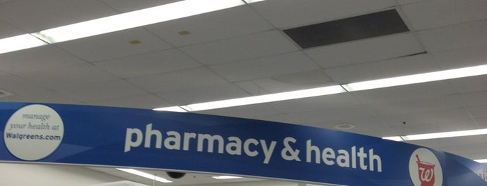 Walgreens is one of Florida.