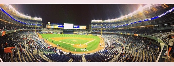 Yankees Stadium Luxury Suite 11 is one of USA 3.