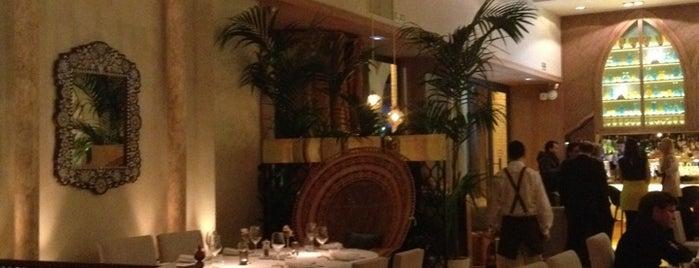 Restaurante Du Liban is one of Madrid Gourmand.