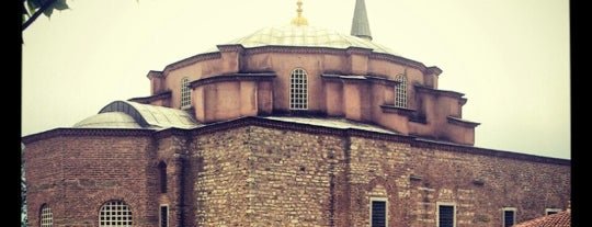 Kleine Hagia Sophia is one of İstanbul.
