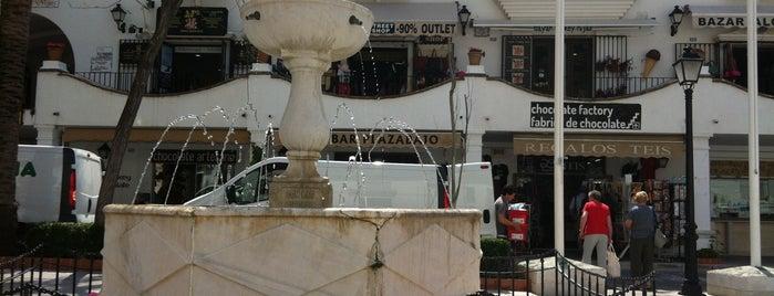 Plaza De La Constitucion is one of Malaga, Spain.