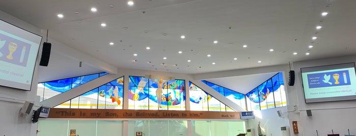 Singapore Catholic Churches (West)