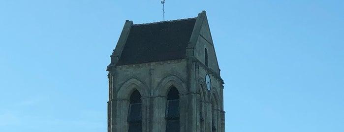 Auvers-sur-Oise is one of Paris.