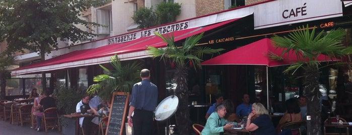 Les Cascades is one of LIVE MUSIC PARIS.