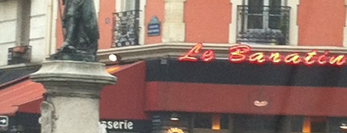 Le Baratin is one of Paris.