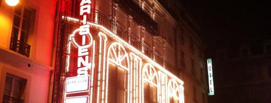 Théâtre des Bouffes Parisiens is one of Lieux qui ont plu à Jonathan.