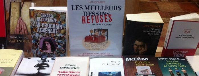 Librairie L'Alinéa is one of paris mx.