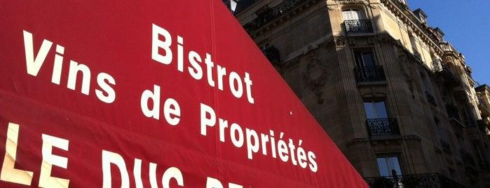 Le Duc de Richelieu is one of Spots sympas du XIIe arrondissement.