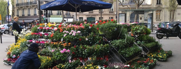 Monceau Fleurs Malesherbes is one of Locais curtidos por Arsentii.