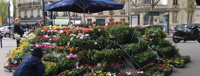 Monceau Fleurs Malesherbes is one of Arsentii 님이 좋아한 장소.