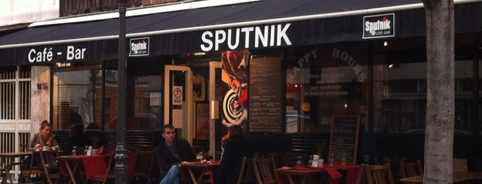 Sputnik is one of Posti salvati di Anechka.