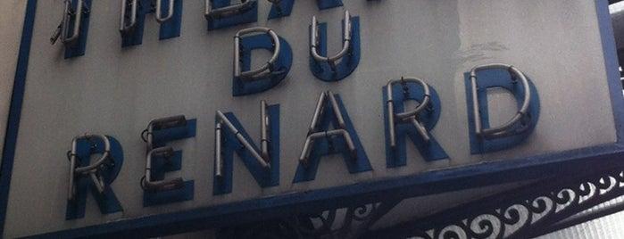 Théâtre du Renard is one of Lieux sauvegardés par Daniel.