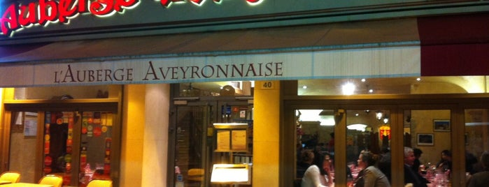L'Auberge Aveyronnaise is one of Food to Try - Not NY.