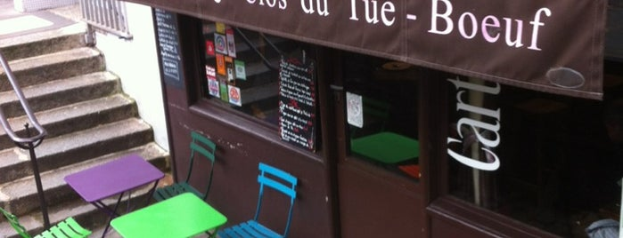 Cafe Cartouche is one of Tempat yang Disukai Marc.