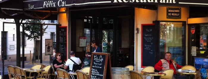 Félix Café is one of Paris.