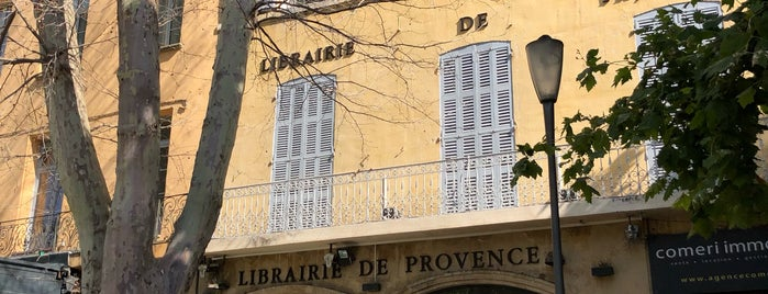 Librairie de Provence is one of Mes librairies.
