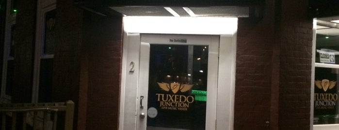 Tuxedo Junction is one of Live music.