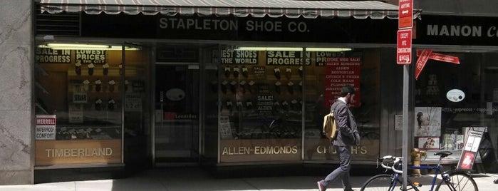 Stapleton Shoe Co. Inc. is one of J.さんの保存済みスポット.
