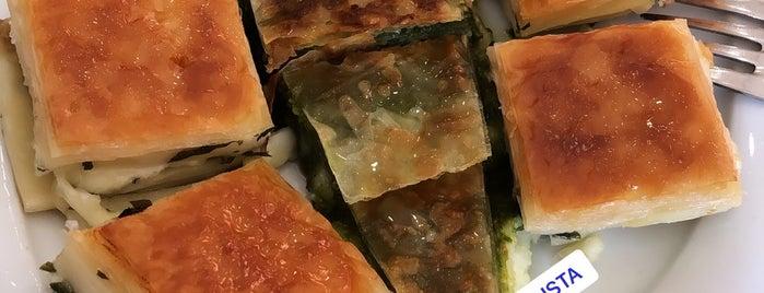 Meşhur Ali Usta Kadayıf & Börek is one of Seda 님이 좋아한 장소.