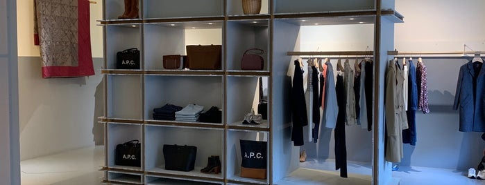 A.P.C is one of LA.