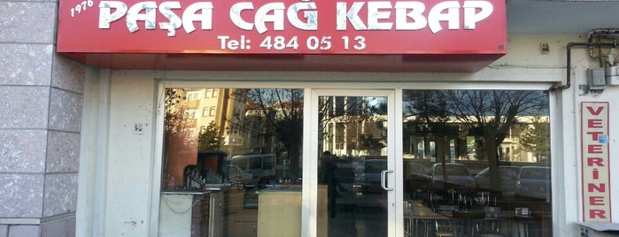 Paşa Cağ Kebap is one of Ankara.