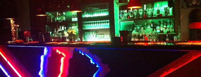 Soul Kitchen is one of St Petersburg Bars & Lounges.