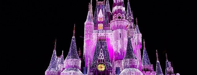 Magic Kingdom® Park is one of America Road Trip!.