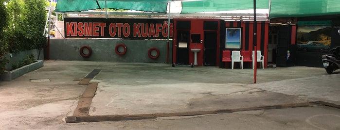 Kısmet OTO Kuaförü is one of Tempat yang Disukai Fatih.