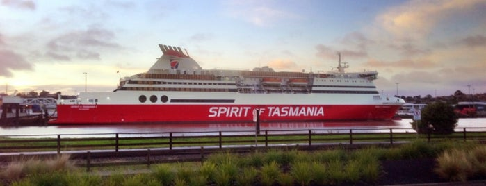 Spirit of Tasmania is one of Andreasさんのお気に入りスポット.