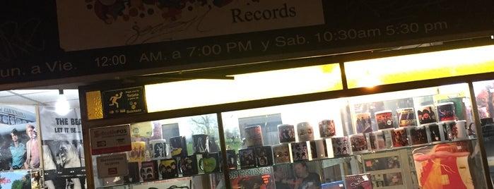 Revolution Records is one of Condesa CDMX.