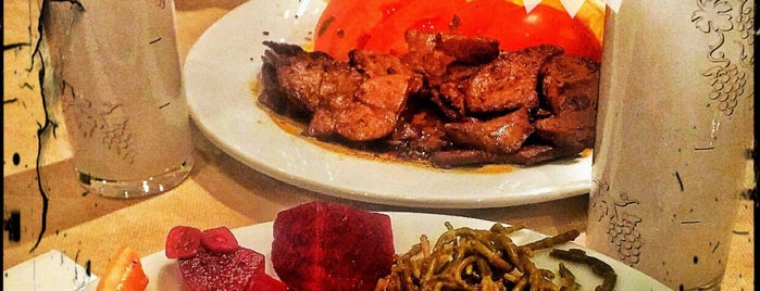 Vadi Restaurant is one of Melik'in Beğendiği Mekanlar.