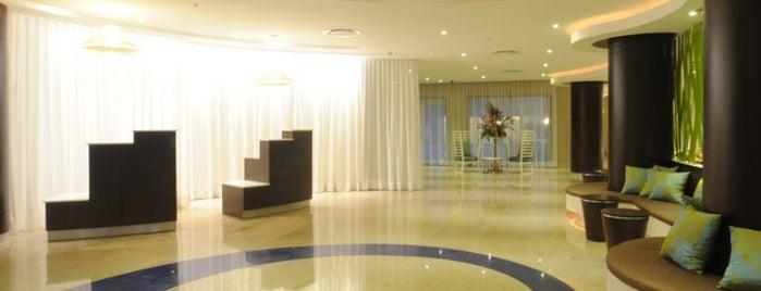 Hotel Indigo Veracruz Boca del Rio is one of Brünn 님이 좋아한 장소.