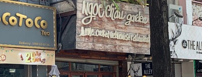 Ngoc Chau Garden is one of Gespeicherte Orte von Gianfranco.
