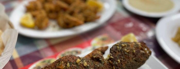 Samakmak Seafood is one of NYC.