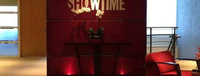 Showtime Networks is one of Posti che sono piaciuti a Erin.